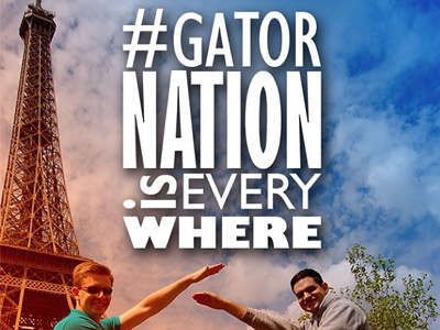 Gator Nation is Everywhere